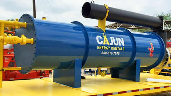 Cajun Energy Is Your Trusted Flowback & Well Testing Company